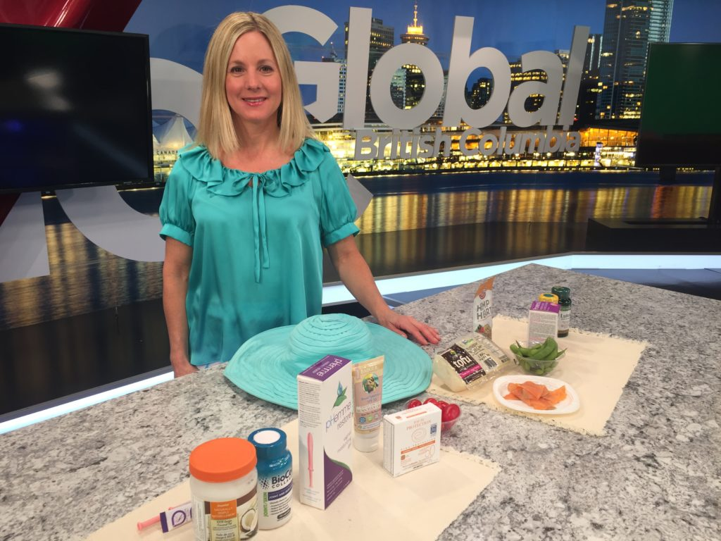 Sherry Torkos discusses women's health on Global News